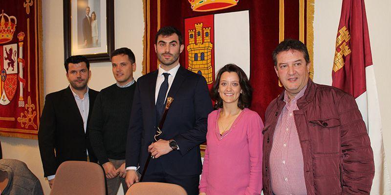 Jorge Peña, nuevo alcalde del Partido Popular en la localidad de Trillo