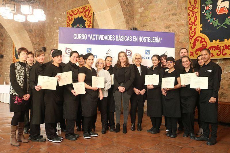 La Diputación de Guadalajara seguirá apostando por la inserción sociolaboral mediante el programa de Dipuemplea