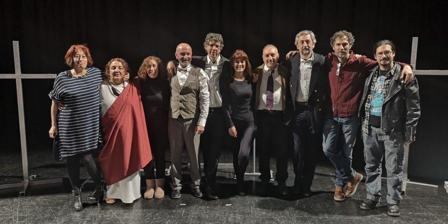 La Escuela de Teatro de Cabanillas volverá a representar a Buero, por tercer año consecutivo