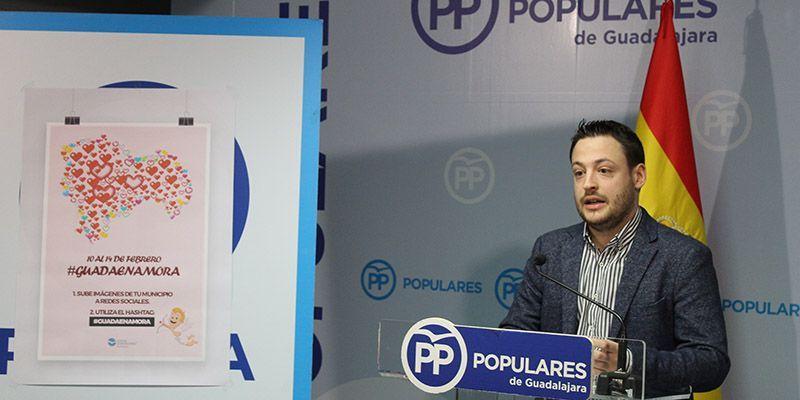 NNGG Guadalajara apuesta por una campaña para realzar la historia, las tradiciones y la cultura de la provincia