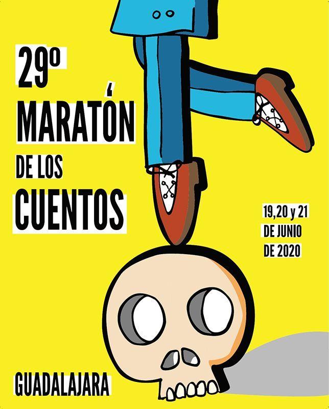Ya hay cartel para el Maratón de los Cuentos 2020, sobre la muerte
