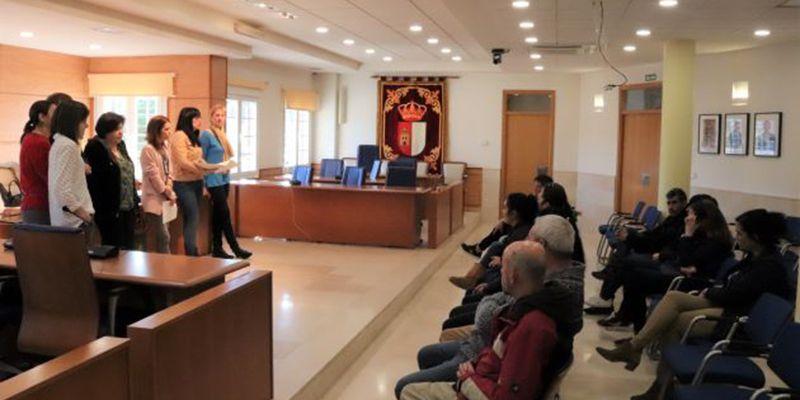 Comienzan a trabajar para el Ayuntamiento de Cabanillas las personas acogidas al Plan de Empleo 2020