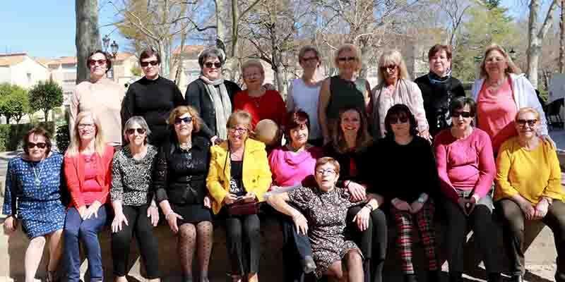 Las asociaciones seguntinas de mujeres se suman activamente a la celebración del 8M