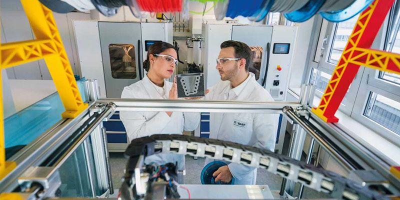 BASF ayudará a producir 500 gafas nasales de alto flujo de ventilación con tecnología 3D
