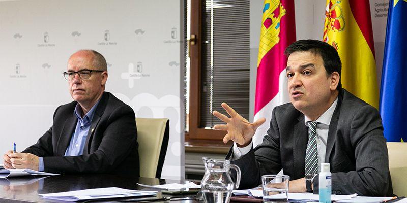 Castilla-La Mancha invertirá un millón de euros de ayudas para los ganaderos de ovino y caprino, el sector con más dificultades por el COVID19