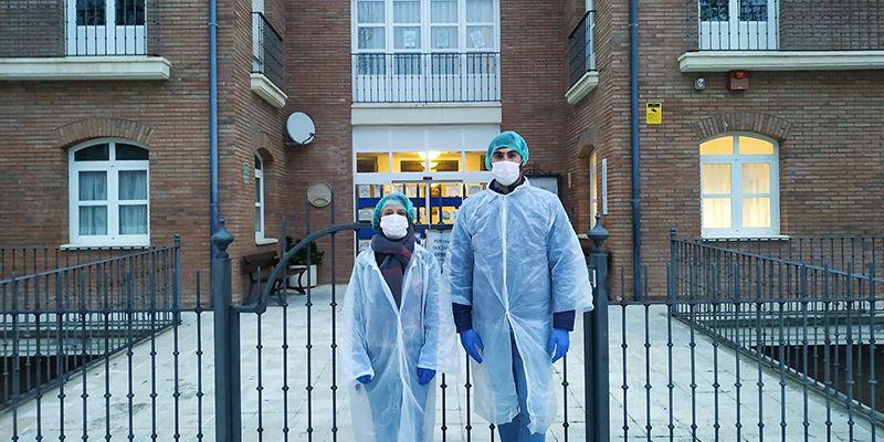 El Ayuntamiento de Trillo realiza 121 pruebas PCR y serológicas al personal y los residentes de la Residencia Fuente Alegre