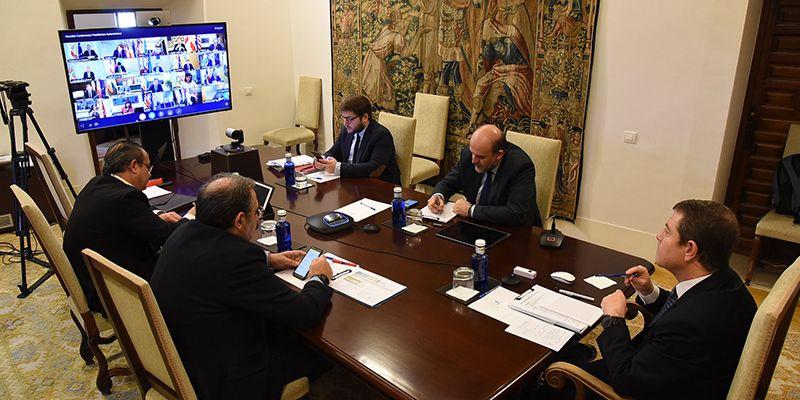 El Gobierno de Castilla-La Mancha presentará este lunes 70 propuestas que sirvan de pauta en el pacto de recuperación económica de la región tras la crisis sanitaria