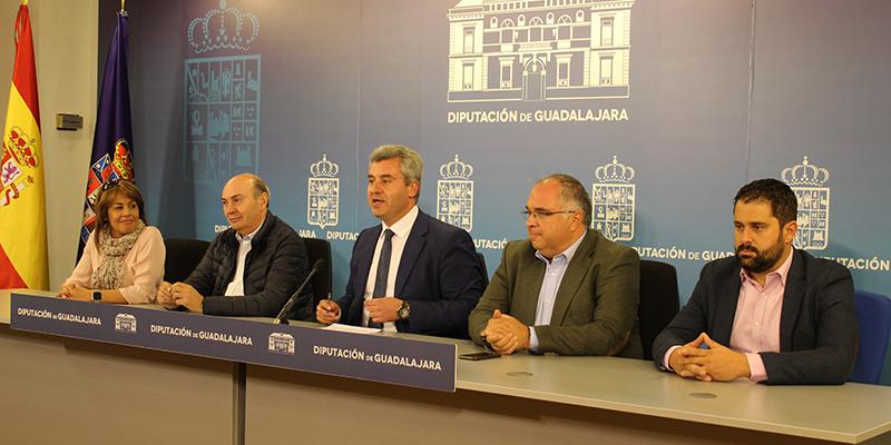 El PP en la Diputación de Guadalajara propone una modificación presupuestaria de 6 millones de euros para ayudas a autónomos y a las personas más vulnerables en la crisis del Covid-19