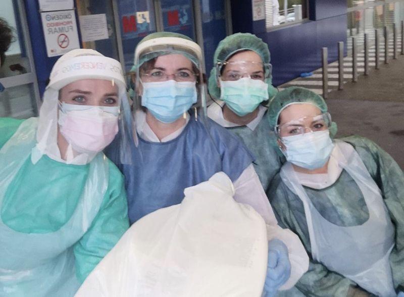 La Junta de Personal del Área de salud de Guadalajara solicita que se den los medios de protección y la realización de test  en todos los trabajadores del Área de Salud
