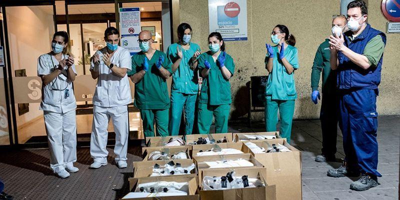 La Plataforma de la Sanidad de Guadalajara insiste en la necesidad de dotar de medios de protección adecuados a los profesionales que atienden a los contagiados por Coronavirus
