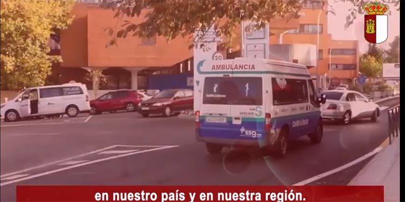 """Las Cortes de Castilla-La Mancha agradecen el comportamiento """"responsable y generoso"""" de la ciudadanía"""