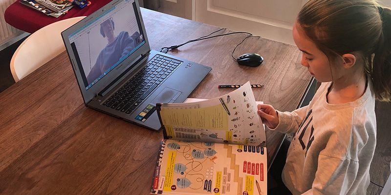 Niñeras virtuales en Castilla-La Mancha una solución para conciliar trabajo y familia durante el confinamiento