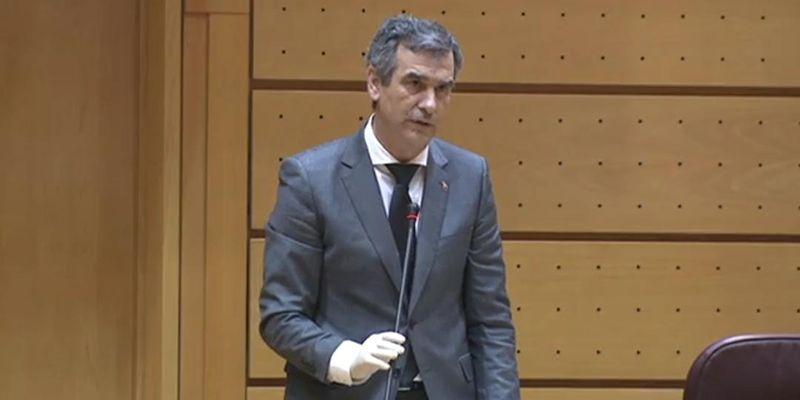 """Román pide al ministro de Sanidad que no conviertan los supermercados en un lugar de reunión de niños y de contagios"""""""