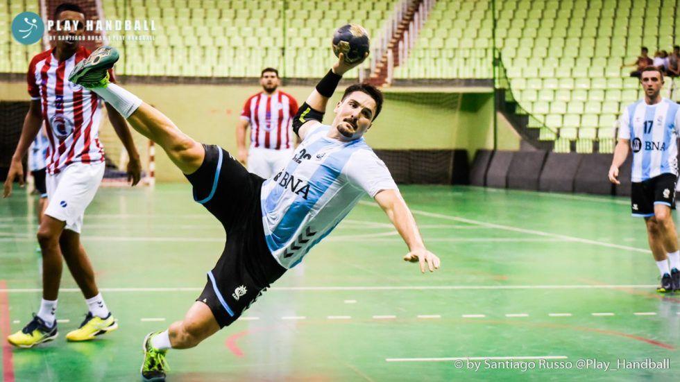 El internacional argentino Gastón Mouriño se incorpora a las filas del Quabit