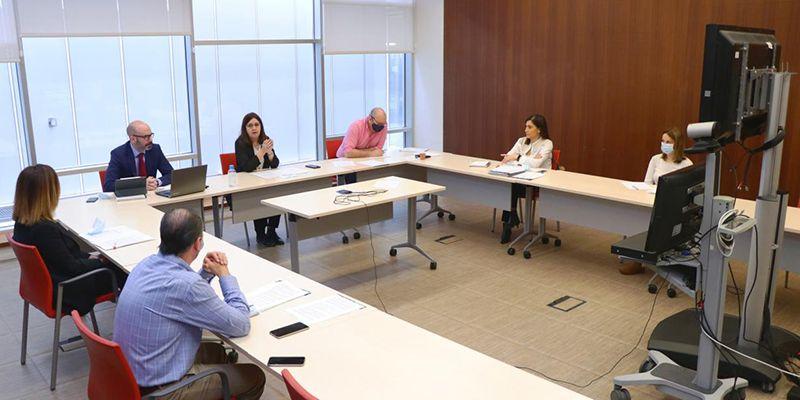 El SESCAM informa a los representantes sindicales sobre el proceso de desescalada en los centros sanitarios y continúa con la reactivación de la negociación colectiva