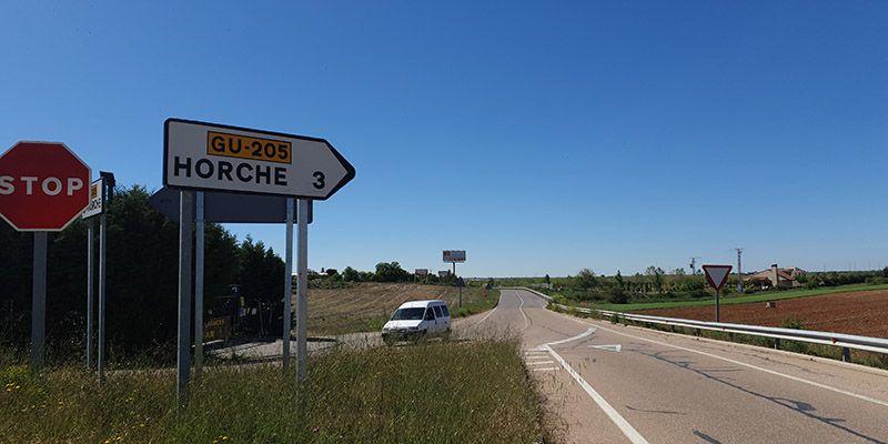 La Diputación de Guadalajara destina más de un millón de euros a la carretera GU-426 entre Rueda de la Sierra y Torrubia