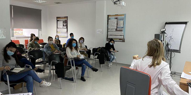 Las enfermeras de vigilancia epidemiológica han iniciado esta semana las labores de detección y seguimiento de casos y contactos de Covid-19 tras completar su formación