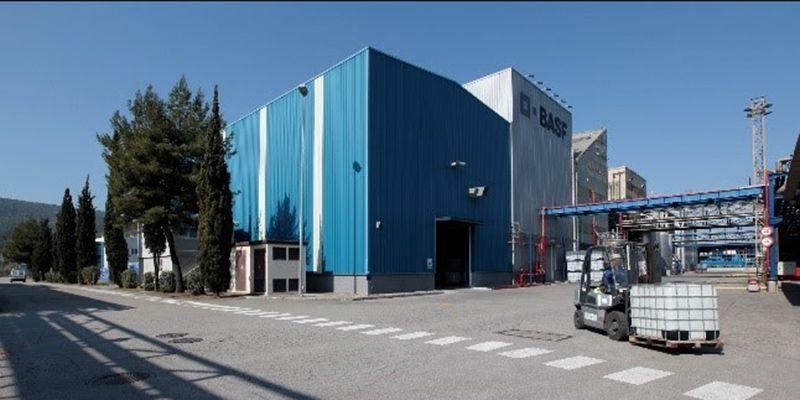 Las ventas del Grupo BASF en España caen un 3% en 2019