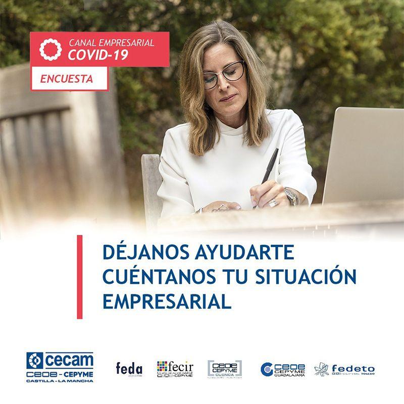 Los ERTE y el cese de actividad de autónomos son las medidas más valoradas por las empresas de Castilla-La Mancha