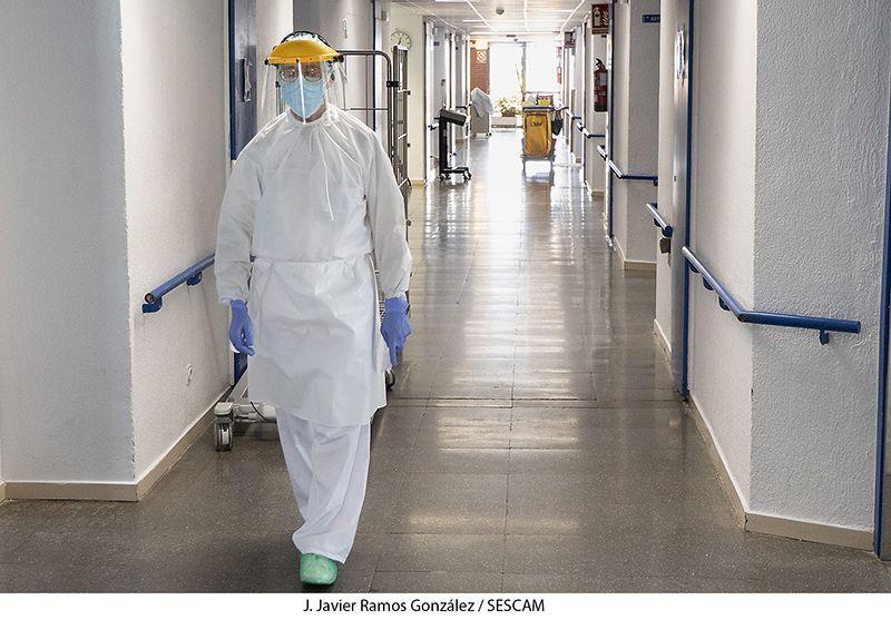 Sábado 16 de mayo Un fallecido en Guadalajara por coronavirus y ninguno en Cuenca aunque en esta provincia hay un repunte de casos confirmados