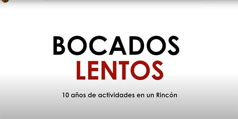 El Rincón Lento de Guadalajara celebra su décimo aniversario con la publicación de un libro de microrrelatos y chascarrillos