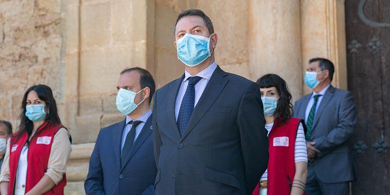 """Page reitera el """"llamamiento a la prudencia"""" ante el inminente avance de las provincias de Cuenca y Guadalajara a la fase 3"""