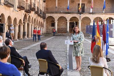La Junta señala que la muestra 'El Prado en las calles' será un revulsivo para Sigüenza y para el resto de localidades de Castilla-La Mancha donde va a llegar