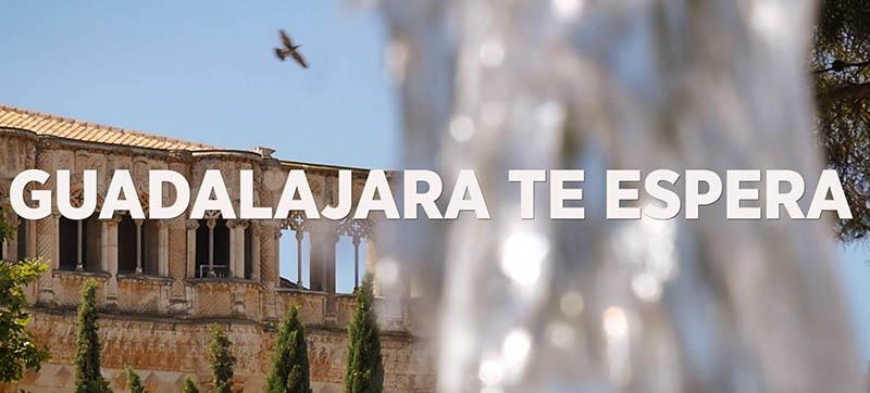 #A50MinDeTi es la campaña que el Ayuntamiento de Guadalajara pone en marcha para promover la visita de madrileños a la capital