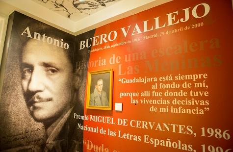 Convocada la XXXVI edición del Premio de Teatro Ciudad de Guadalajara 'Antonio Buero Vallejo', dotado con 6.000 euros