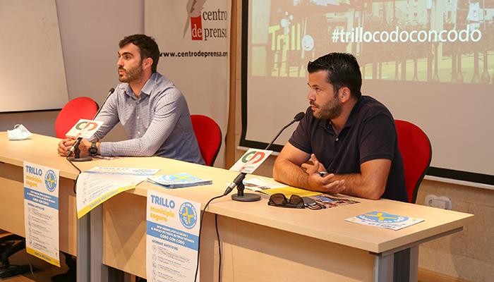 Distancia de seguridad y futuro, los dos sentidos de 'Codo con codo', la campaña de concienciación del Ayuntamiento de Trillo