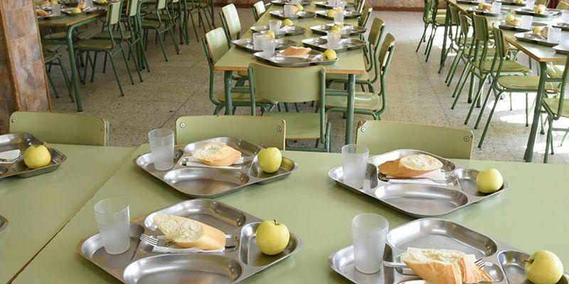 El Ayuntamiento de Guadalajara amplía el servicio de comedores escolares becados a los meses de julio, agosto y primeros de septiembre