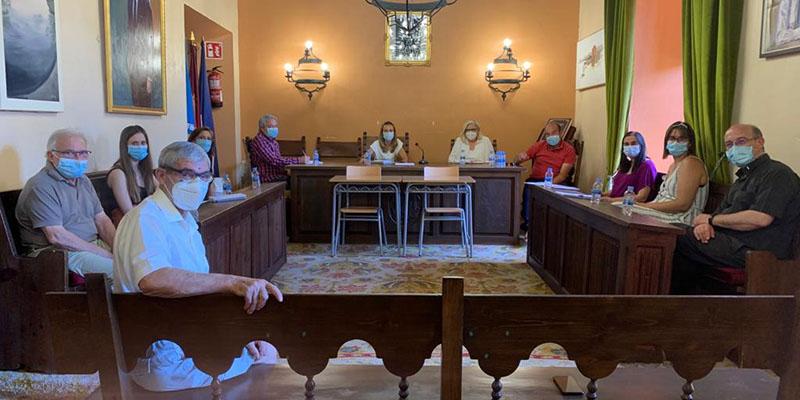 El Ayuntamiento se reúne con el tercer sector seguntino