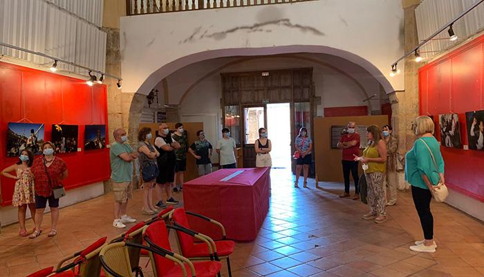 'El corazón en danza', hasta el 4 de agosto, en San Roque de Sigüenza