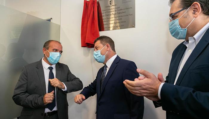 El Gobierno de Castilla-La Mancha destaca la colaboración entre administraciones para conseguir mejorar la atención sanitaria de los ciudadanos de las zonas rurales