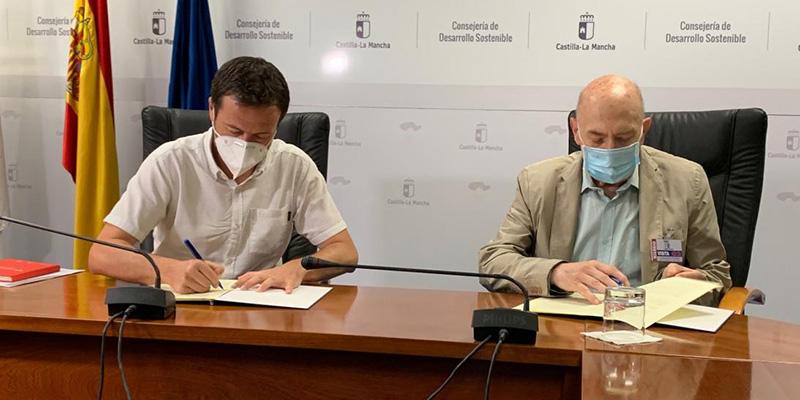 El Gobierno de Castilla-La Mancha trasladará al Congreso Nacional de Medio Ambiente las políticas medioambientales y sostenibles del Ejecutivo regional