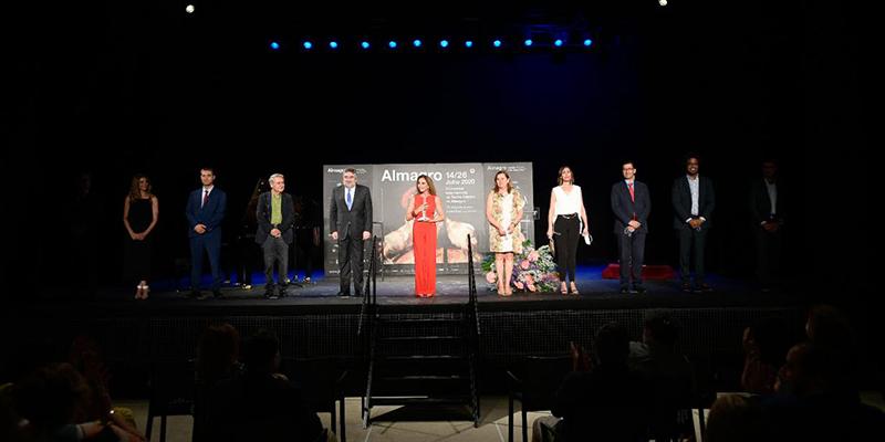 """El Gobierno regional destaca el trabajo realizado por la organización del Festival de Almagro para celebrar, """"posiblemente, la edición más compleja"""""""