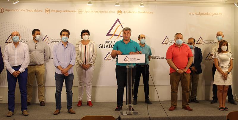 El Grupo Popular denuncia que la gestión de Vega en la Diputación de Guadalajara supone un año perdido para los municipios