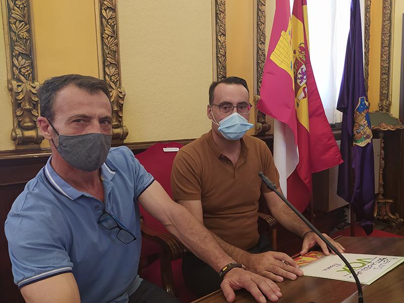 """El Grupo Vox muestra su """"indignación"""" con el Gobierno de PSOE y Ciudadanos """"por tardar más de un año en formar la Comisión de Transparencia en el Ayuntamiento de Guadalajara"""""""