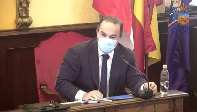 El PP critica que el gobierno de Rojo lleve al Ayuntamiento de Guadalajara a tener que ser intervenido por el Ministerio de Hacienda