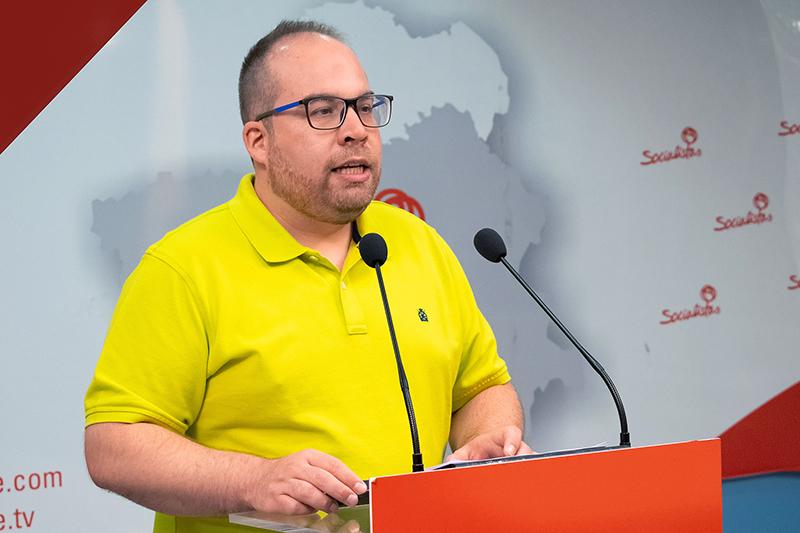 El PSOE de Guadalajara lleva a la Diputación su reclamación para que las comarcas de la Serranía y Molina entren en el programa de ayudas de la UE
