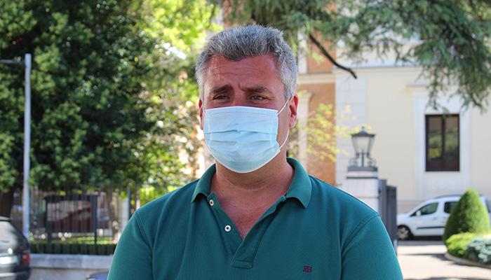 Esteban afirma que Vega quiere hacer de la Diputación un eslabón más de la praxis de los gobiernos socialistas engordando las administraciones con gente puesta a dedo