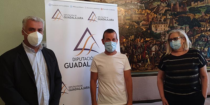 """La Diputación de Guadalajara apoya la promoción de la tauromaquia que realiza la asociación """"Toro Mundial"""""""