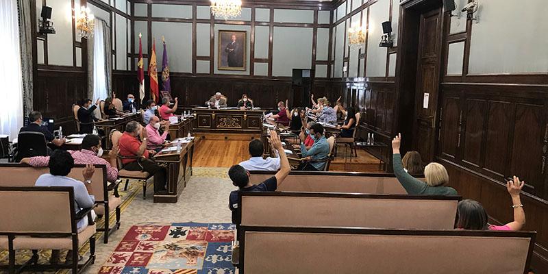 La Diputación pide unánimemente que las ayudas europeas contra la despoblación lleguen a Guadalajara