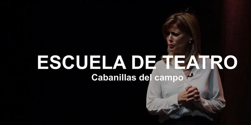 La Escuela de Teatro de Cabanillas presenta en vídeo sus obras de fin de curso