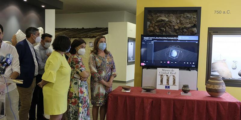 """La Junta trabaja en el desarrollo de un plan para """"impulsar y promocionar"""" el sector de las artes plásticas en la región"""