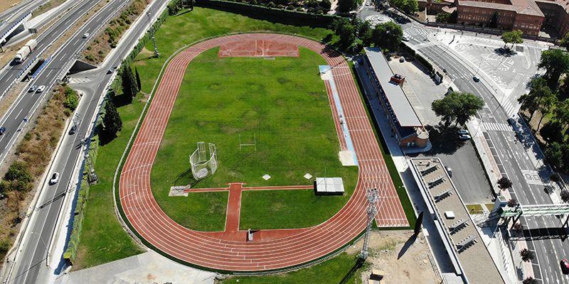Las pistas de atletismo Fuente de la Niña acogen este miércoles un control de marcas  sin público y  con medidas frente al COVID