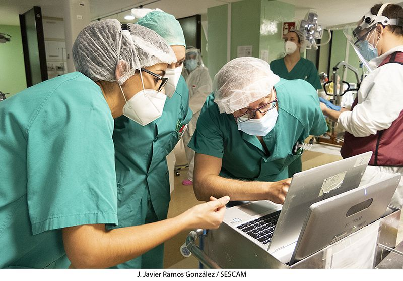 Lunes 27 de julio el fin de semana deja dos nuevos casos por coronavirus tanto en Cuenca como en Guadalajara