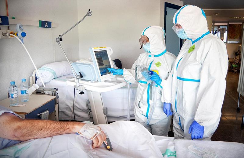 Miércoles 22 de julio Guadalajara vuelve a sumar otros nuevos cinco casos de coronavirus y Cuenca vuelve al doble cero