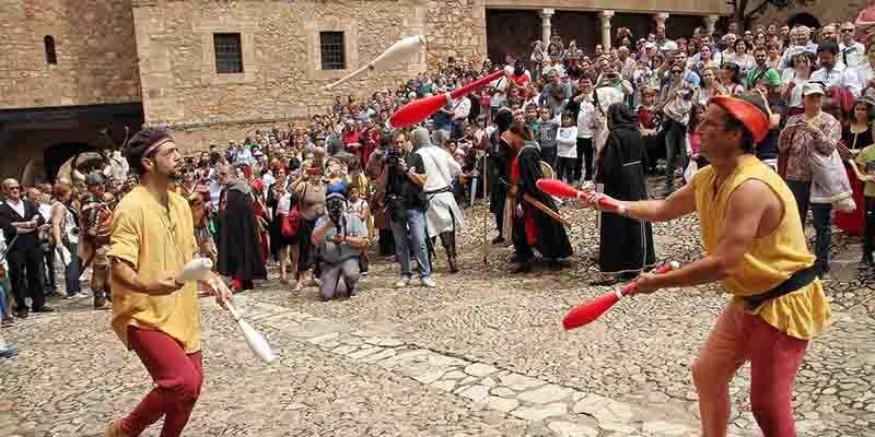 Sigüenza invita desde ya a celebrar las próximas Jornadas Medievales seguntinas en 2021