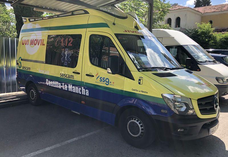 Trabajadores del transporte sanitario terrestre de Guadalajara anuncian el inicio inmediato del proceso de revocación del comité de empresa
